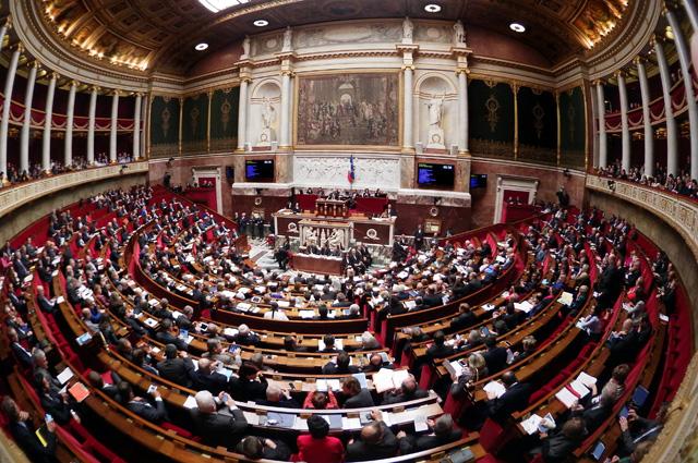 Французские депутаты