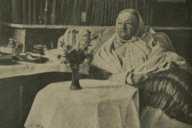 Флоренс Найтингейл. 1906 год.
