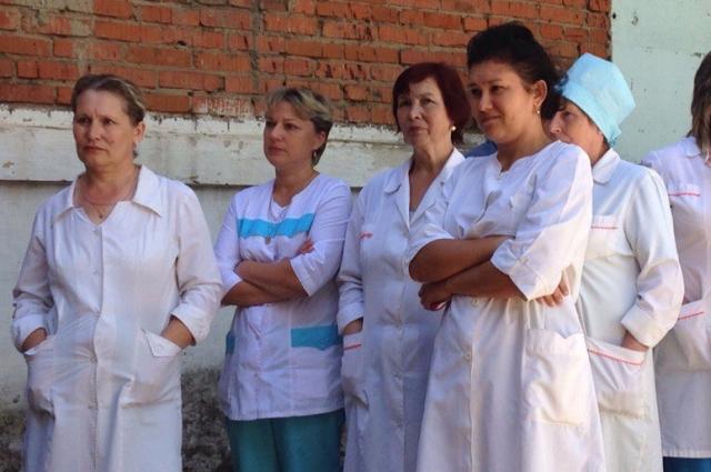 Министр обещал, что без работы высвобождаемые медики не останутся.