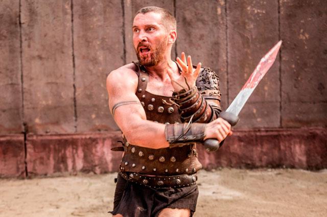 Спартак: раб-гладиатор, который «зажёг» арену.
