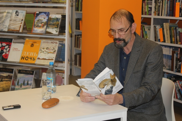 Михаил Тарковский: «Мне есть что рассказать читателю».