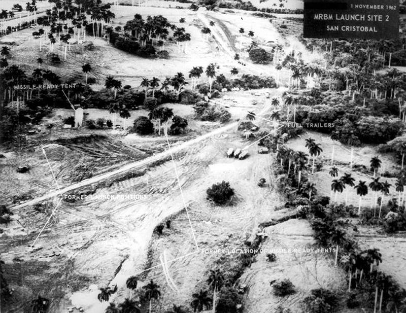 Развертывание советский ракет на Кубе