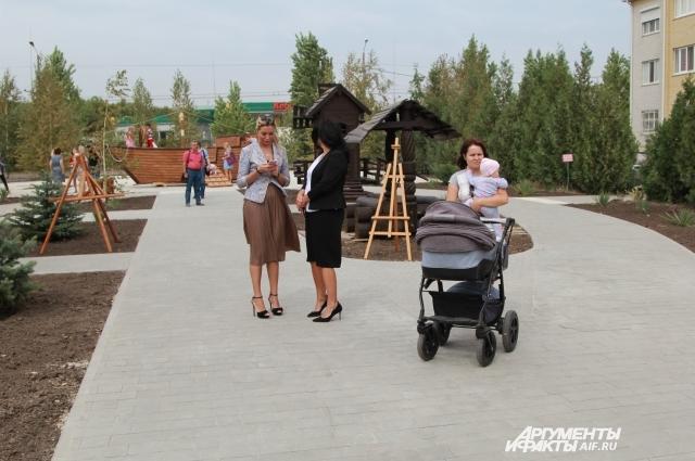 В 2019 году финансирование на благоустройство в Ростовской области увеличится.