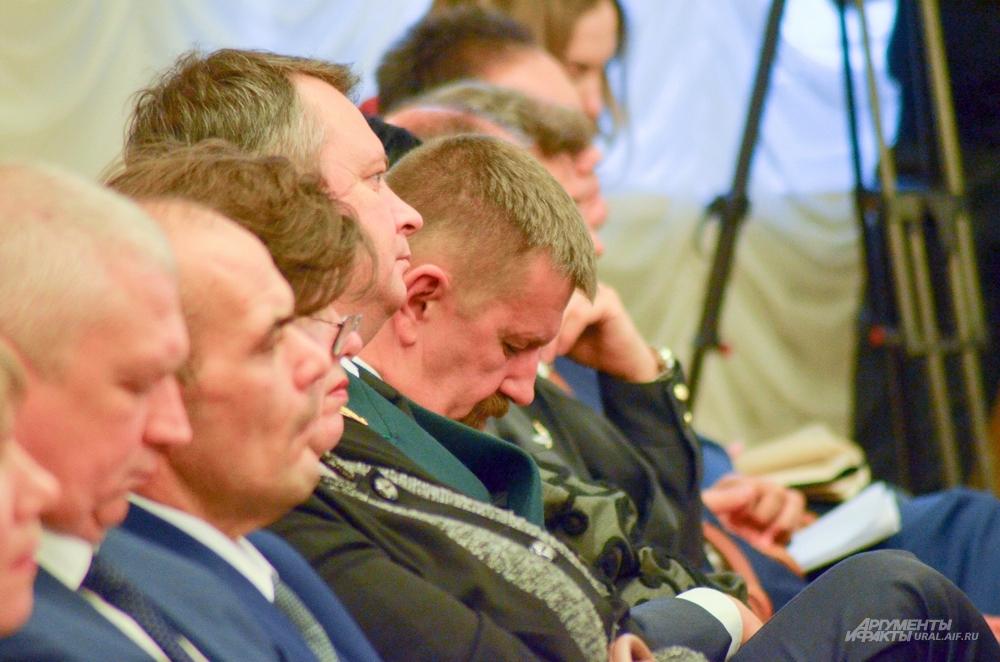 Окружное совещание по экологии в полпредстве УрФО длилось несколько часов.