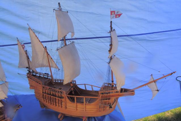 Даже не верится, но этот корабль создал 12-летний школьник.аль