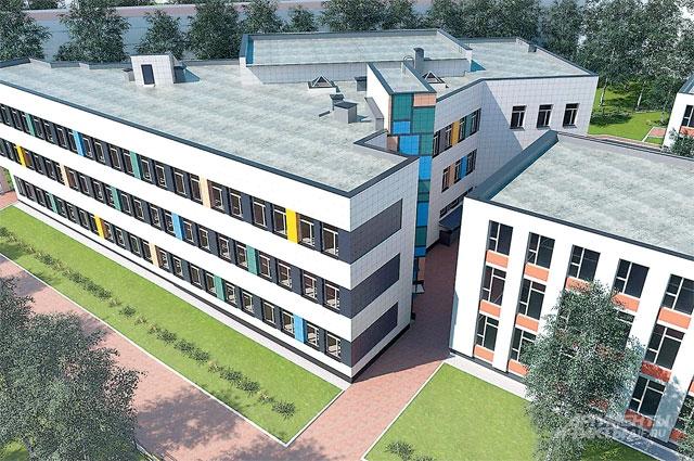 Так будут выглядеть учебные корпуса в Кузьминках.