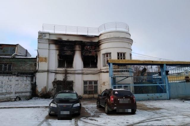 Построенное в 1930-е годы здание бывшей проходной КВЗ является – исторически ценным градоформирующим объектом..