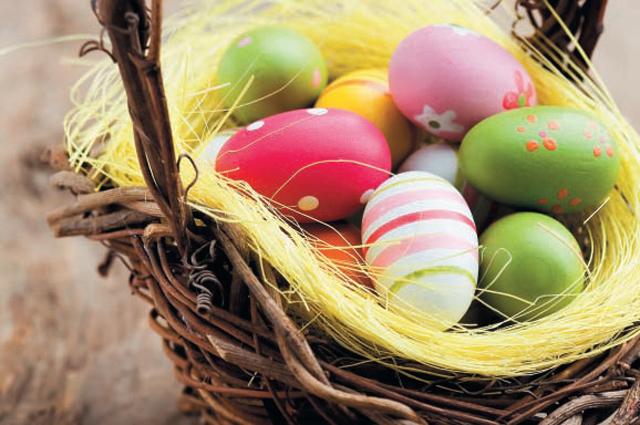 Традиция красить яйца древняя.