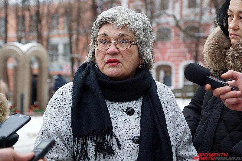 Потерпевшая Наталья Безе.