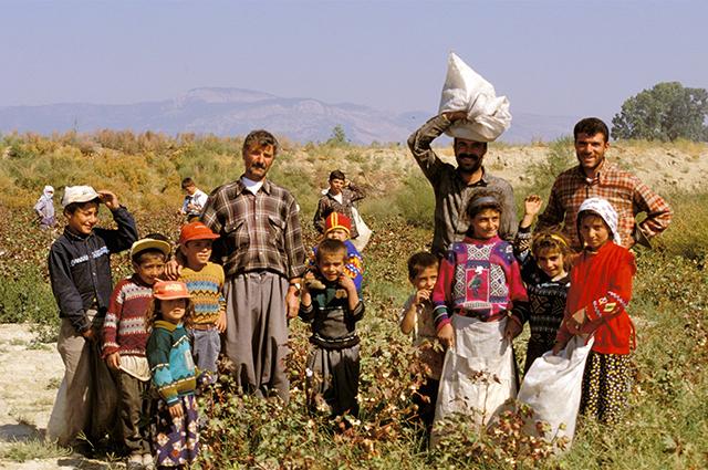 Курды в Турции.