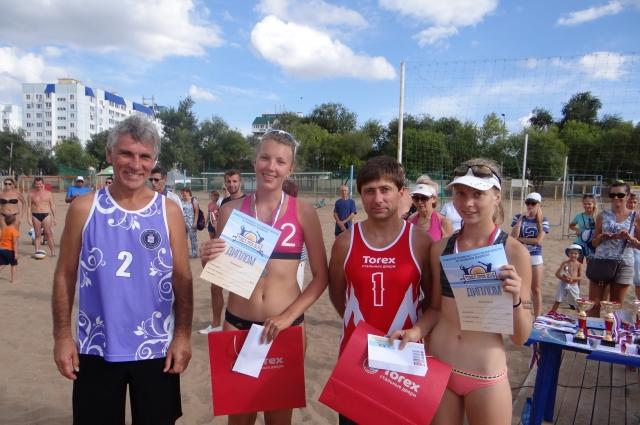 Чемпионат по пляжному волейболу на кубок Torex