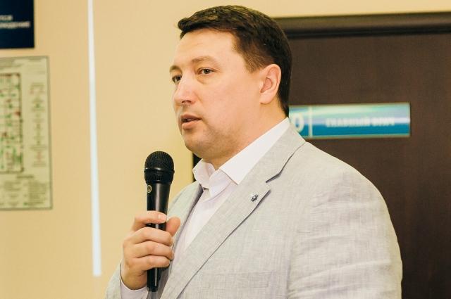 Дмитрий Перегудов: