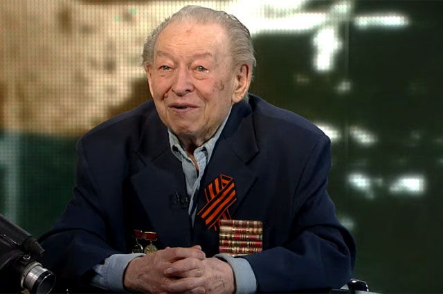 Борис Соколов.