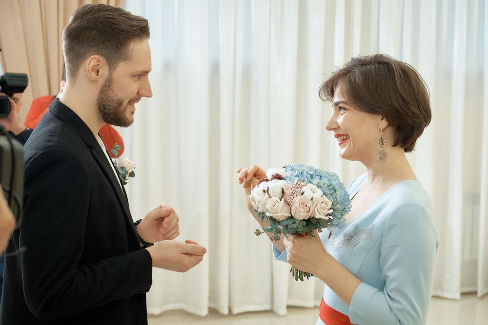 Для молодожёнов Малецких 20.02.2020 – действительно особая дата,  день рождения Людмилы.