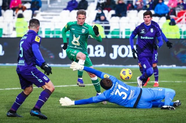 Илья Самошников посвящает забитые голы своему папе, который мечтал, чтобы его сын стал футболистом