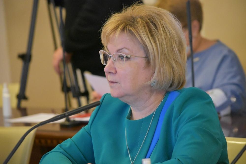 Комитет по бюджету и налогам возглавила Наталья Мельник.