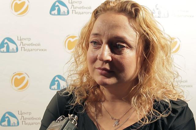 Директор Общественного фонда Елена Береговая назвала аукцион приятной благотворительностью