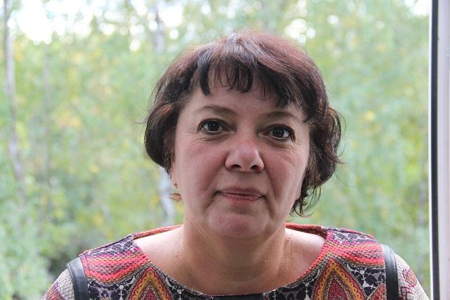 Учитель алгебры Ольга Зайцева
