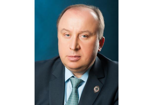 Общественный деятель, меценат, предприниматель Олег Розанов.