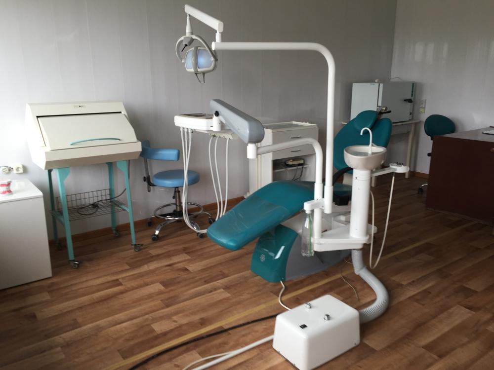 В новом кабинете лечение проходит быстрее.