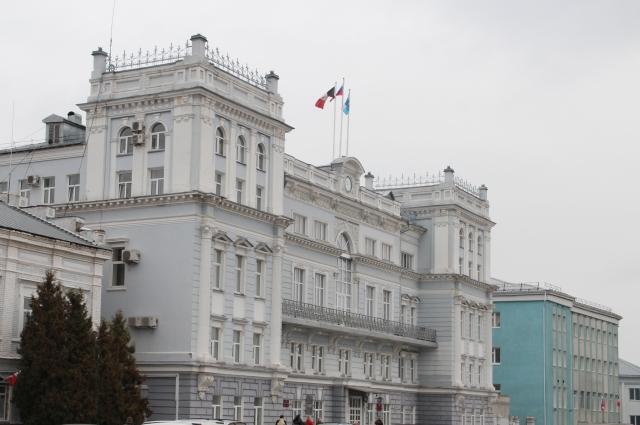 Сегодня в здании, которое начинал строить купец Татаринов, размещается администрация Сарапула
