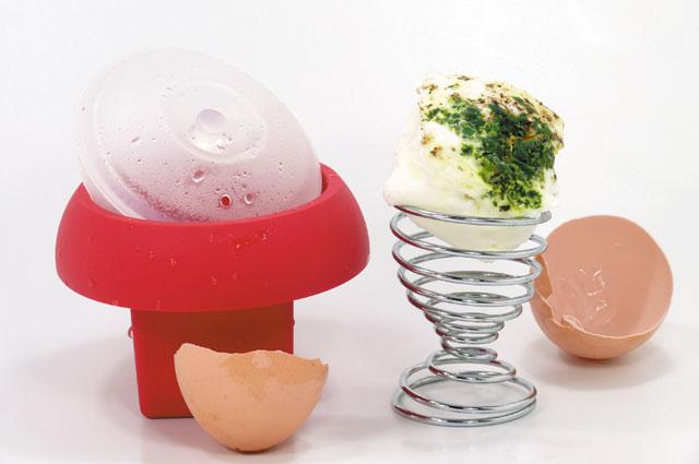 Формы для варки яиц без скорлупы