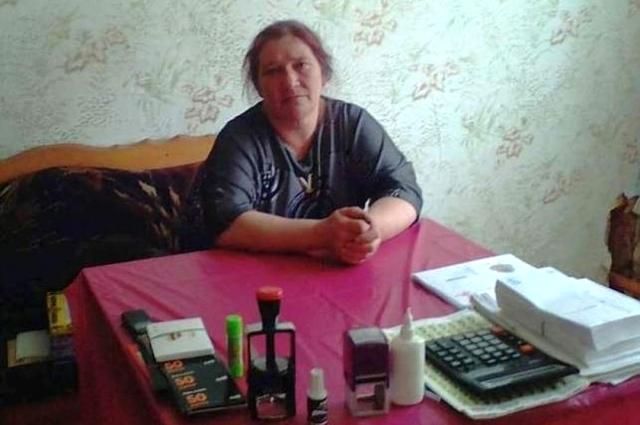 Елена Мартюшева.