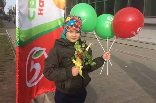Ростислав остался доволен праздником.