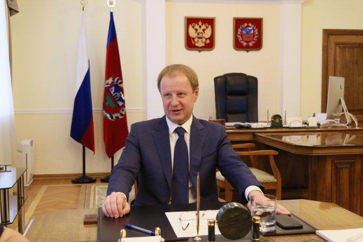 Виктор Томенко