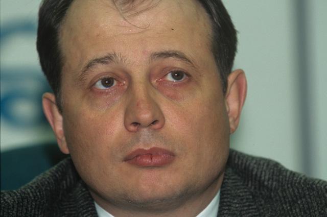 Владимир Лисин. 2000 г.