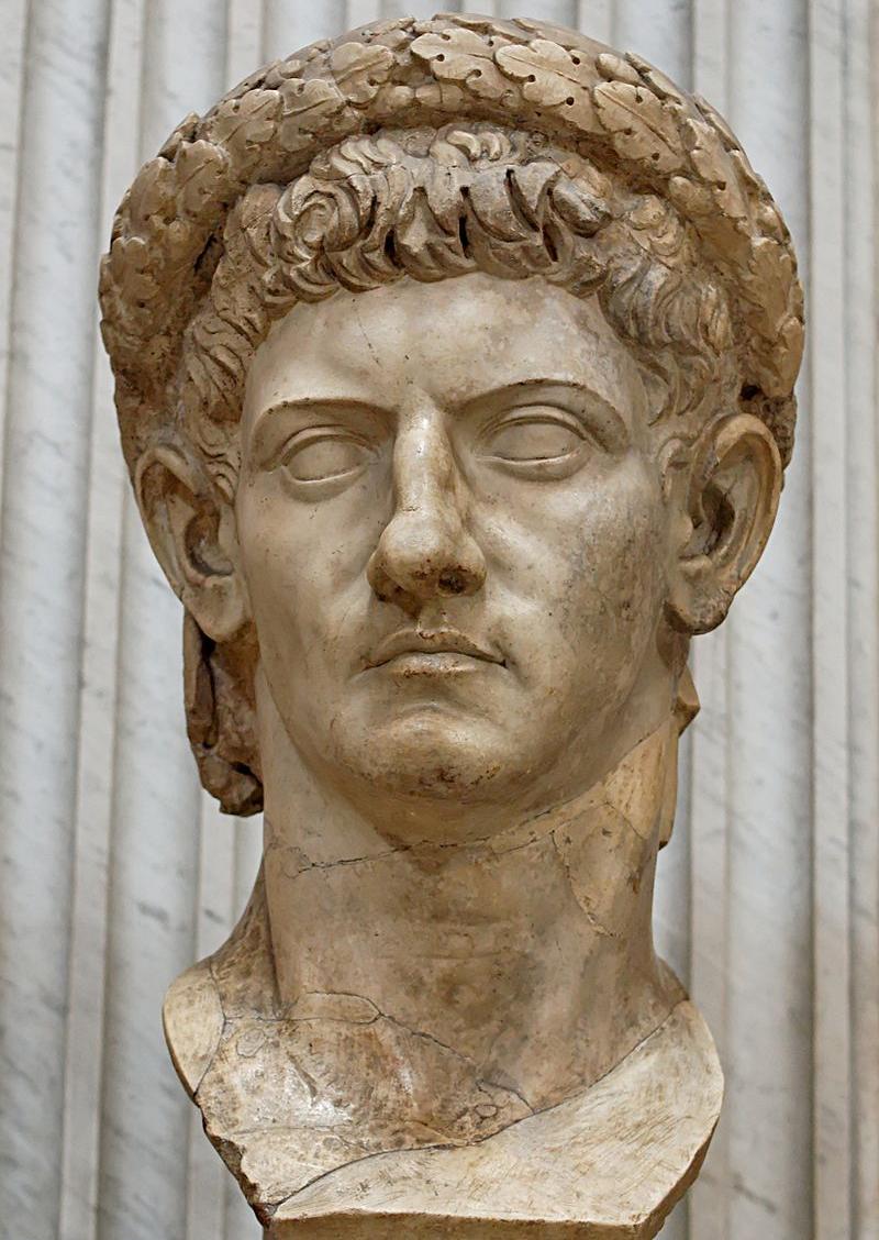 Тиберий Клавдий Цезарь Август Германик.