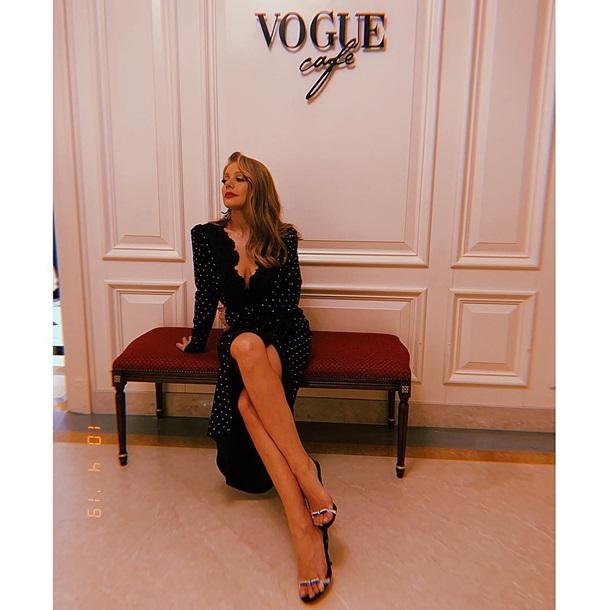 Тина Кароль соблазняла длинными ножками. Фото: https://www.instagram.com/tina_karol