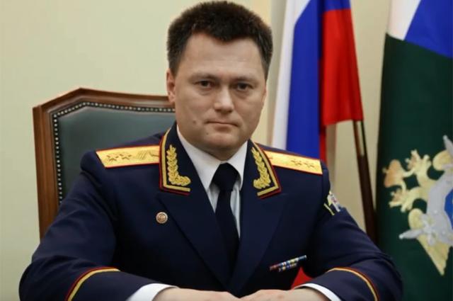 Игорь Викторович Краснов.