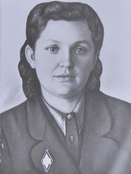 Матрена Вольская.