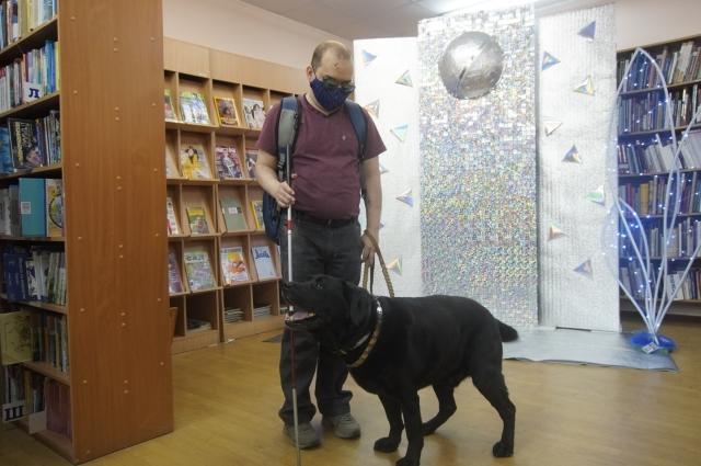 Евгений Белоусов и Альф неразлучны уже восьмой год