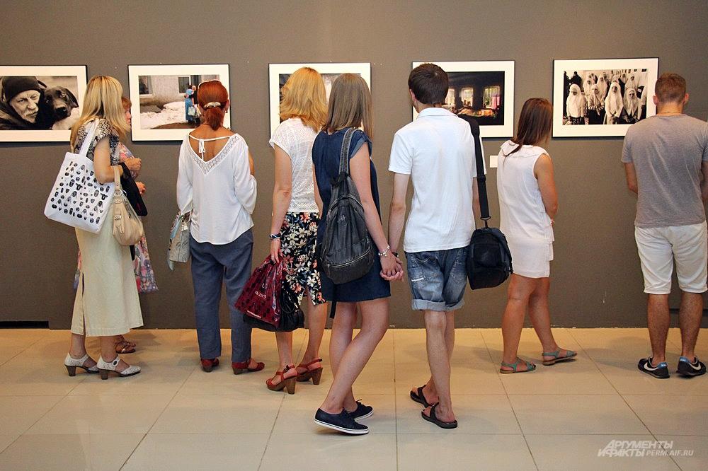 Открытие выставки прошло 4 августа.