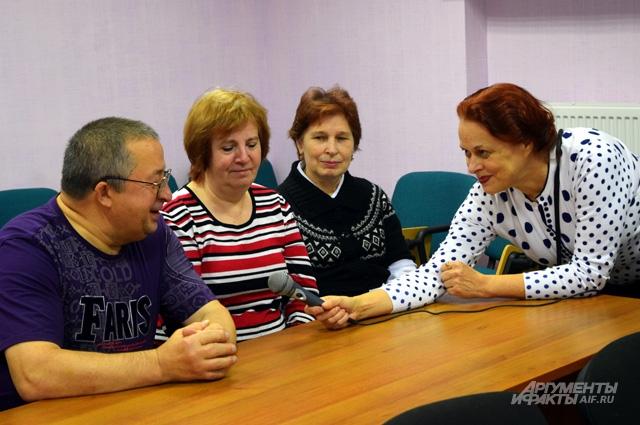 Работники Кольской ГМК
