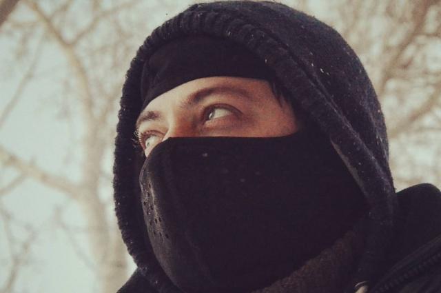 В сильные морозы вас спасет балаклава.