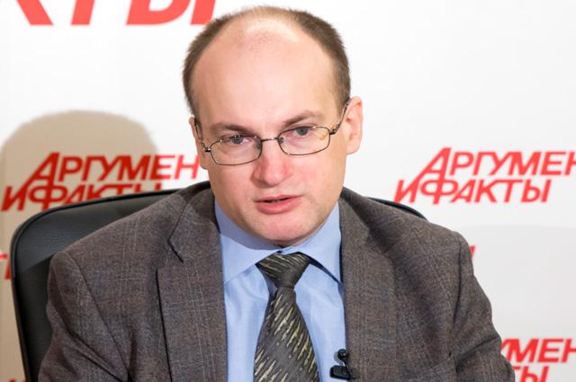 Василий Кашин