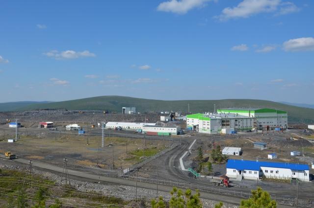 Золотоизвлекательная фабрика «Вернинская»  отвечает современным требованиям организации труда.