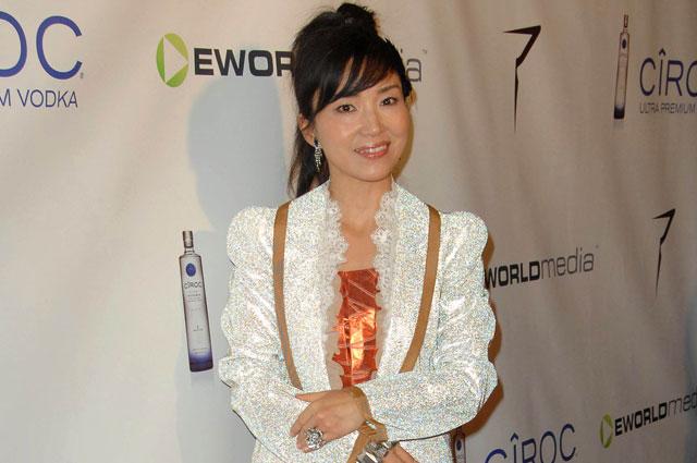 Кэйко Мацуи. 2010 год