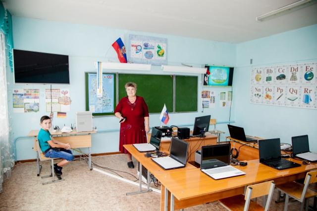 Новое оборудование помогает учителям заинтересовать школьников.