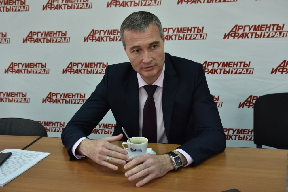 Вице-президент УТПП Даниил Мазуровский.