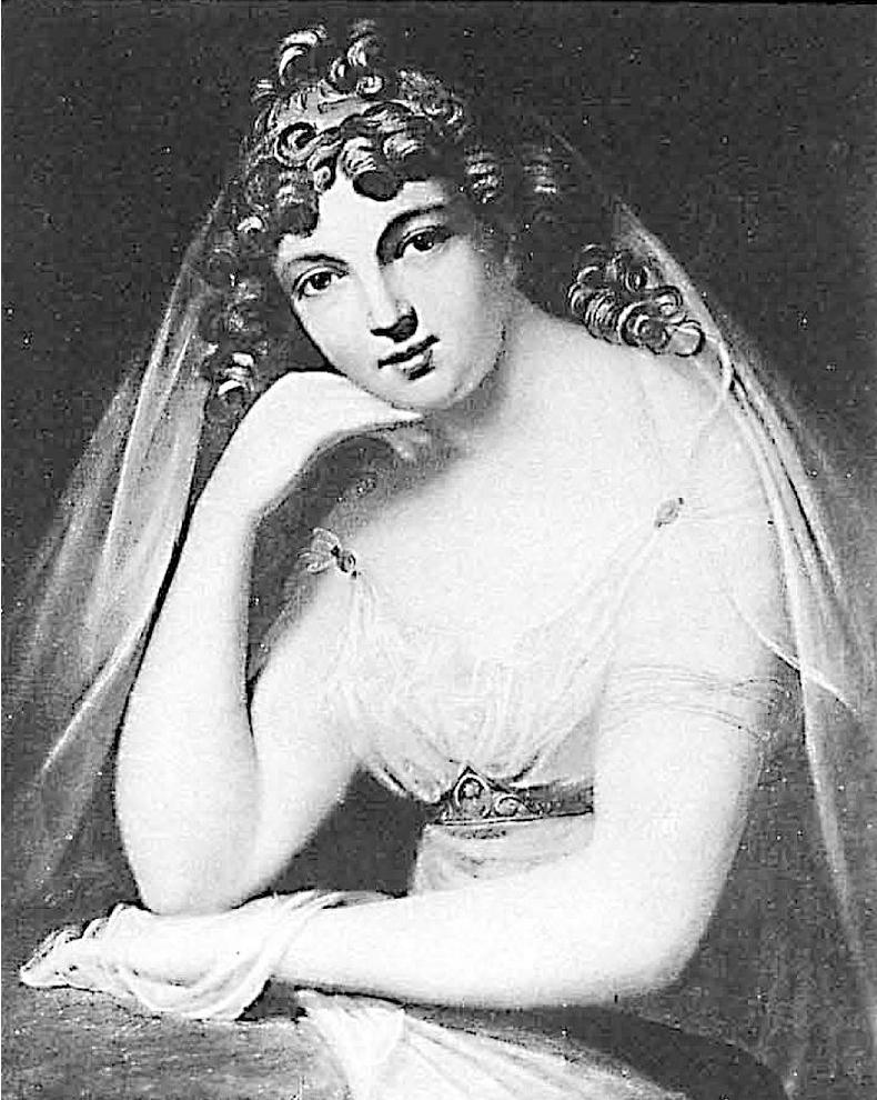Портрет Минкиной с Таврической выставки.