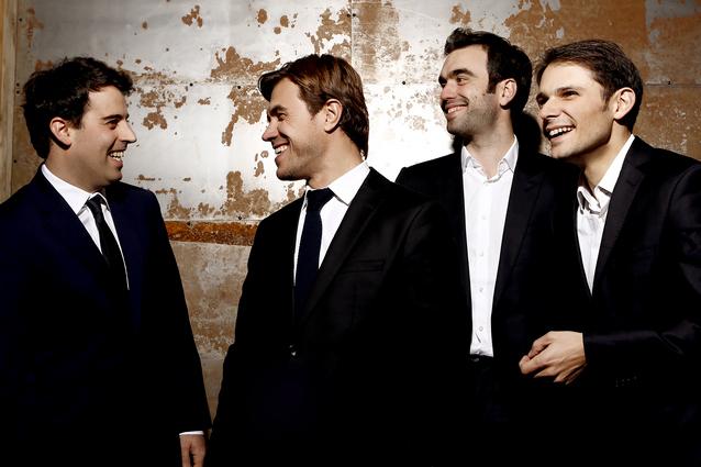 Концерт Модильяни квартета пройдет на сцене филармонии