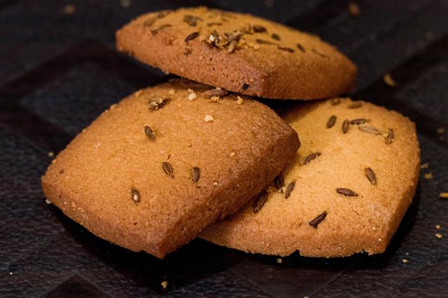 Картофельное печенье на рассоле