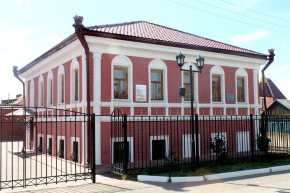 дом-музей тукая в уральске