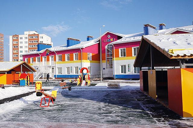 МУП «Нефтекамскстройзаказчик» детский сад
