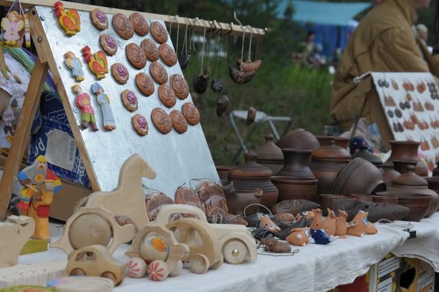 В рамках фестиваля пройдет этно-ярмарка.