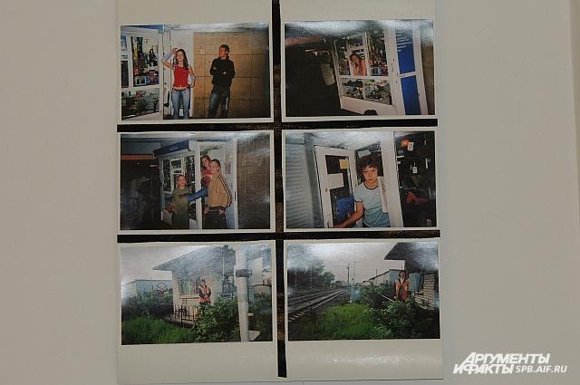 На выставке представлено больше 100 фотографий.